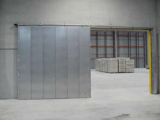 Certificado de instalación de productos de protección pasiva