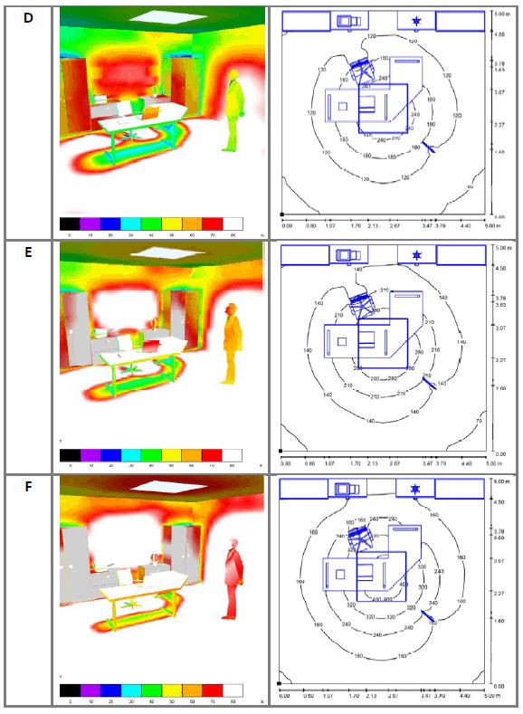 estudio luminico claraboya f100-3 capas prefire