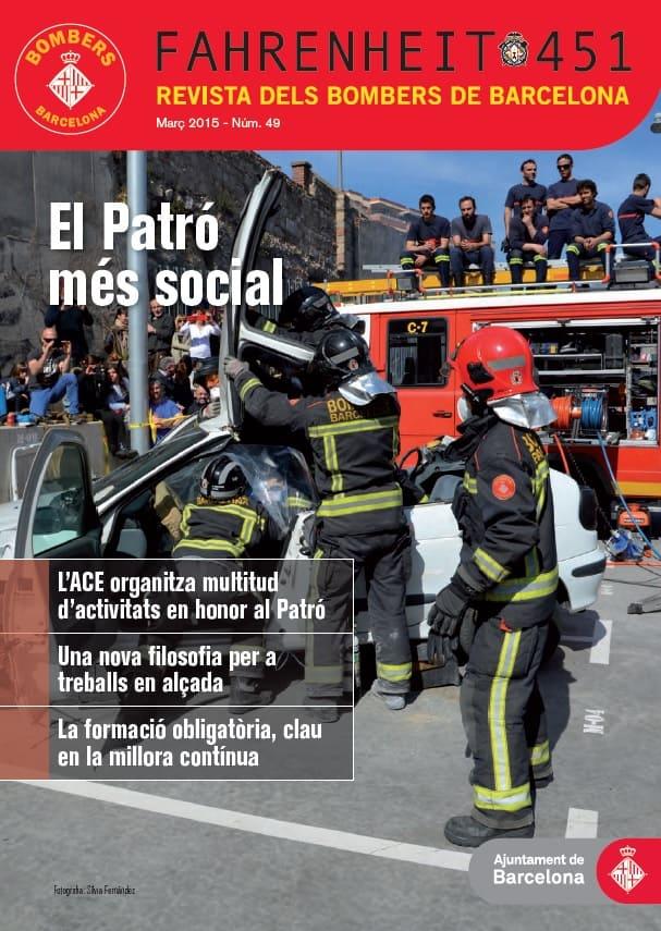 La nueva revista de los Bomberos de la Generalitat de Catalunya