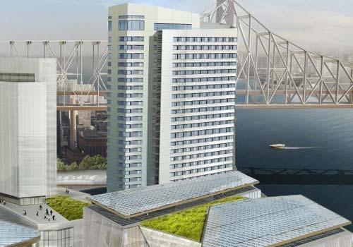 Nueva York tendrá el edificio residencial Passivhaus más alto del mundo