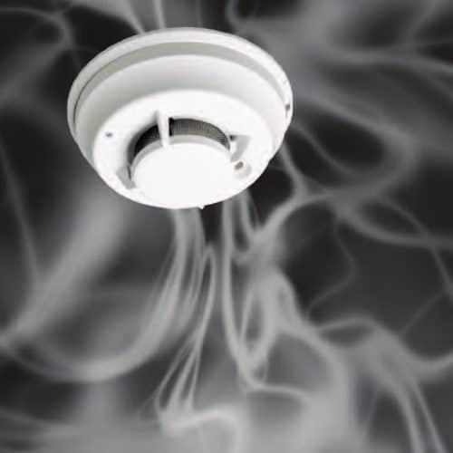 Sistemas de detecci n de incendios para personas mayores - Detectores de humos ...