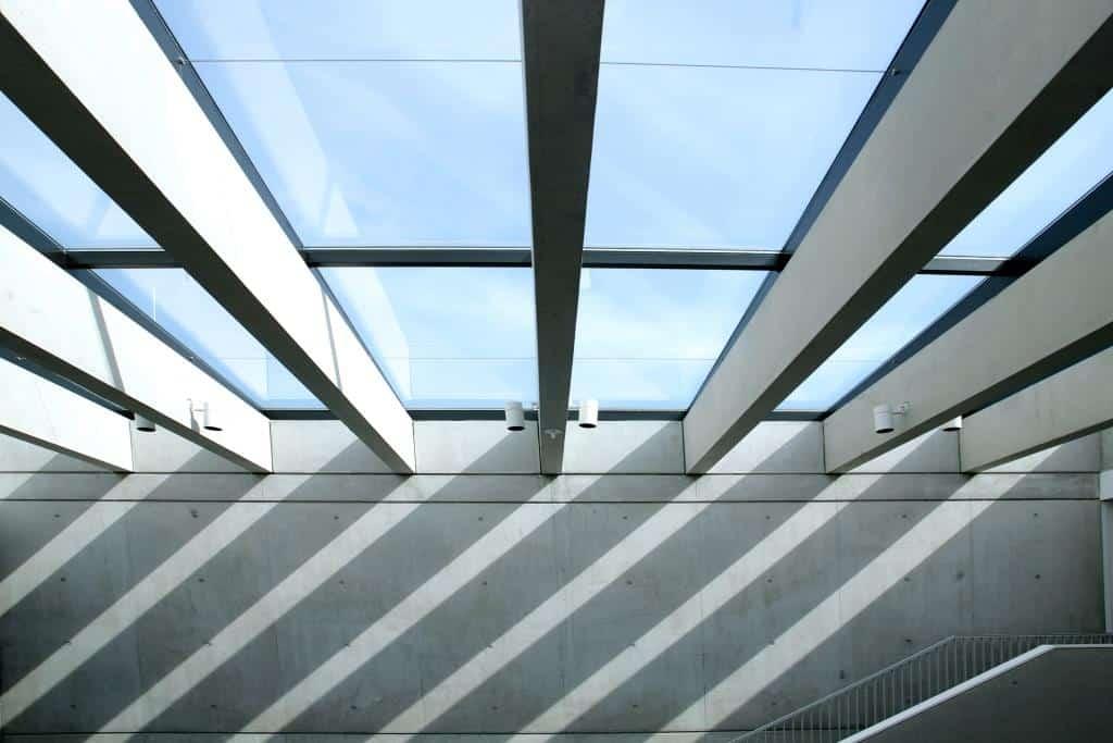 Lucernarios de arquitectura del vidrio prefire lamilux - Lucernarios y claraboyas ...