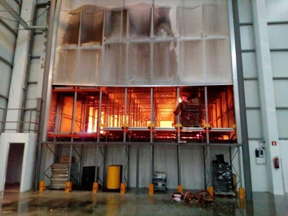 ¿Los sistemas de protección contra incendios cumplen con su cometido?