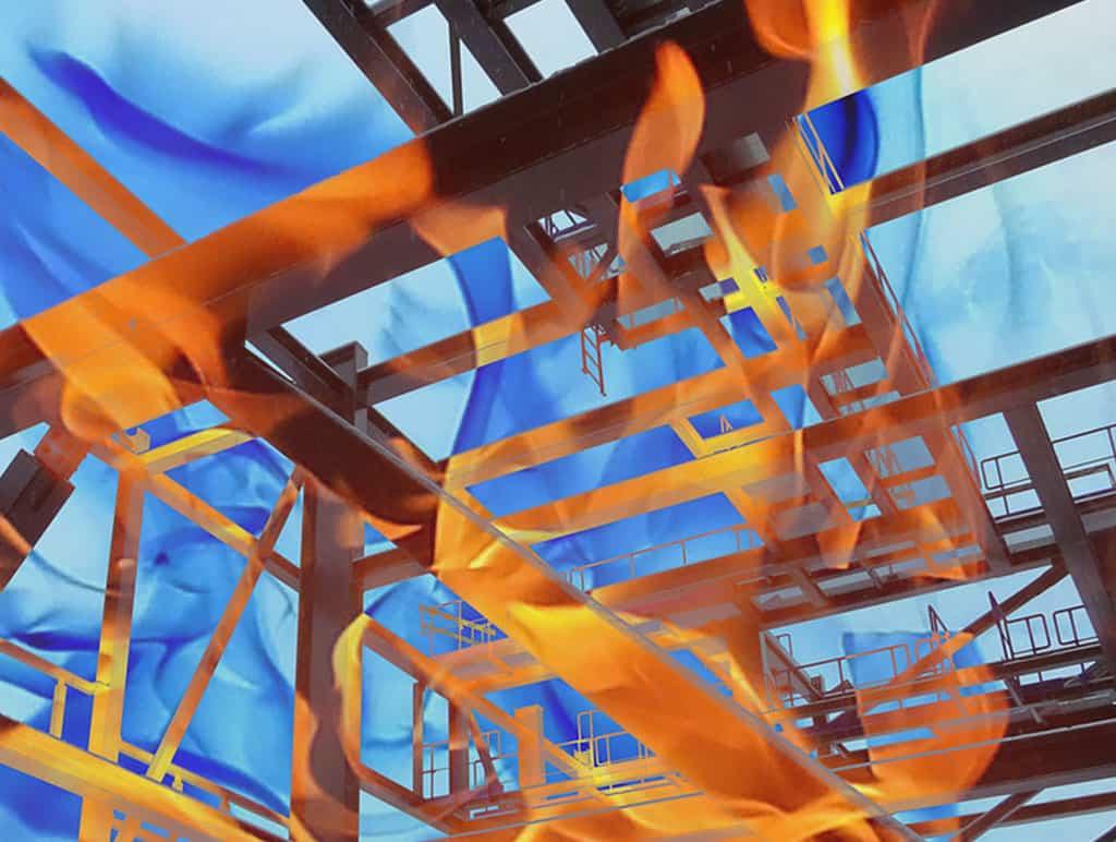 Certificado de instalaciones contra incendios de protección pasiva