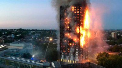 ¿Podría ocurrir en España el trágico incendio de la Torre Grenfell de Londres?