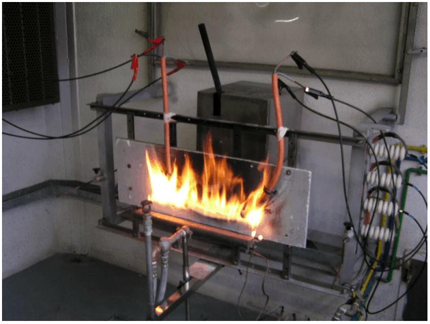 Cables resistentes al fuego en sistemas de detección y alarma de incendios